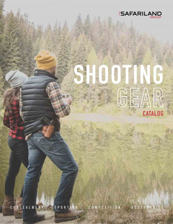 The Safariland Group Shooting Gear Catalog