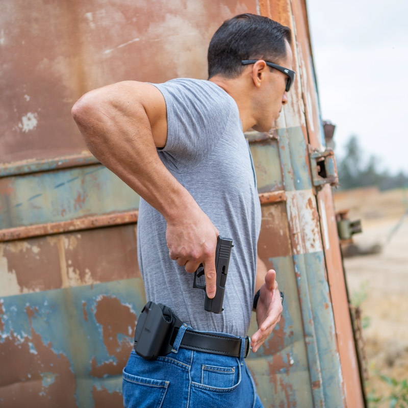Safariland® concealed carry holster