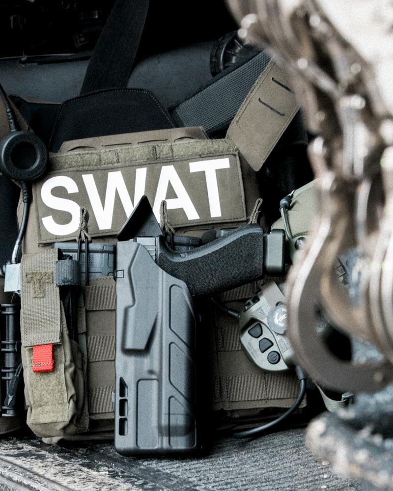 Safariland® Tactical Holsters