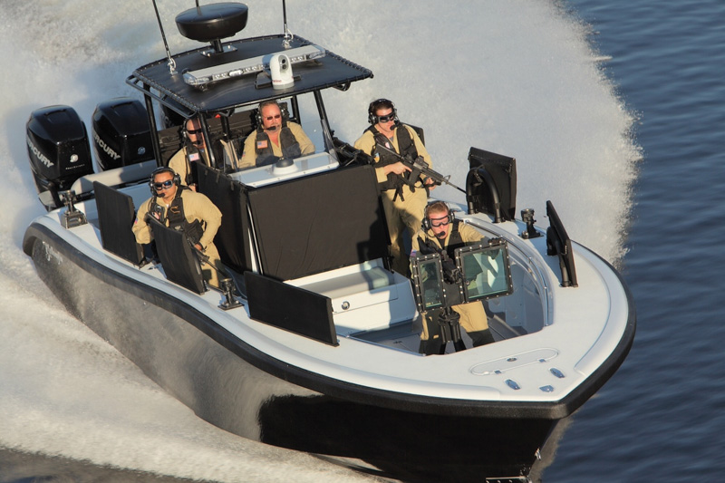 PROTECH® Armor Systems Boat Armor
