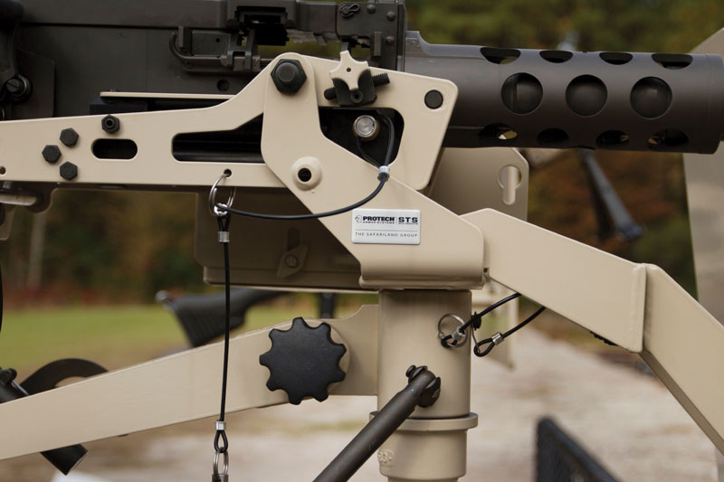 PROTECH® Armor Systems Gun Mounts