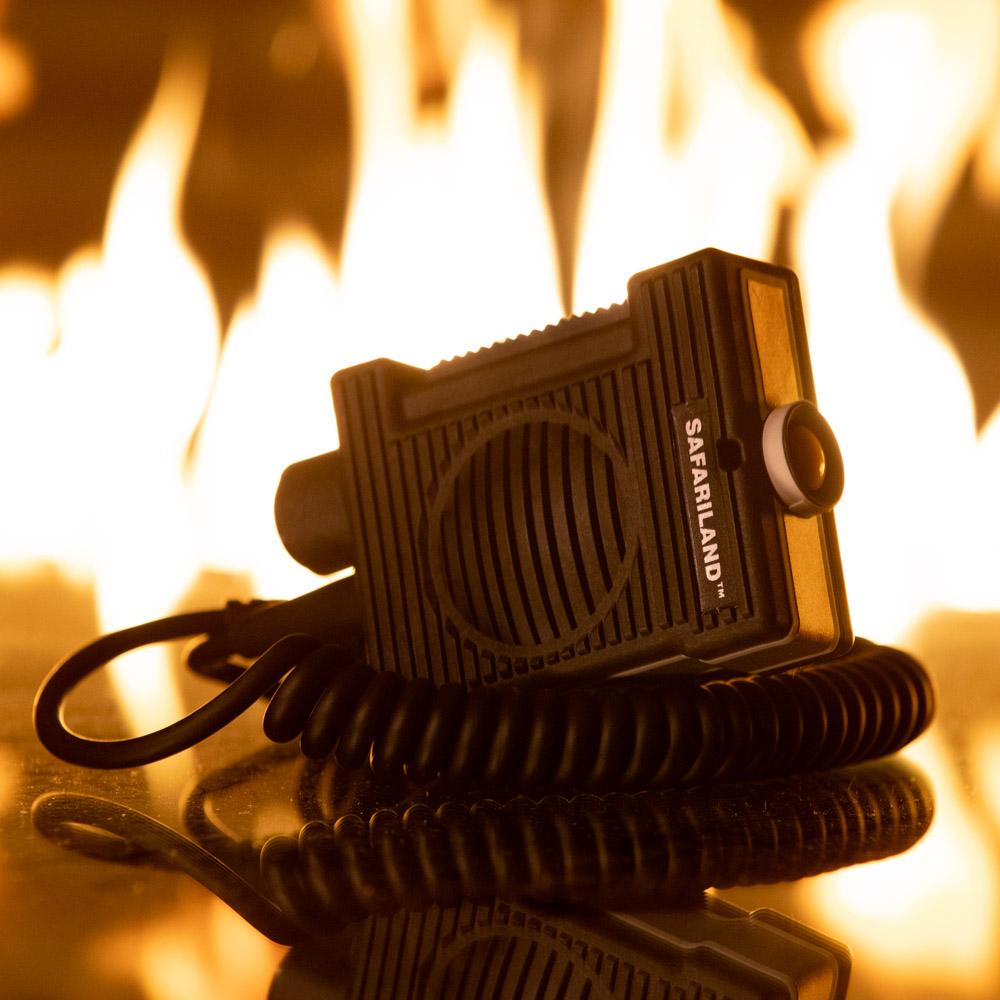 Safariland® Redline™ Fire Speaker Microphone