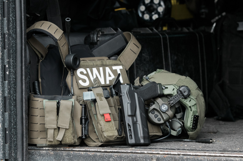 Safariland® tactical armor and gear