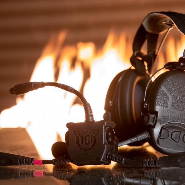 Safariland® Liberator™ V Redline™ Headset